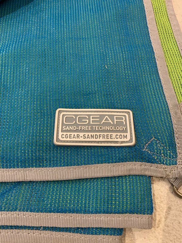 Cgear sand free multimat 8ft by 8ft  0