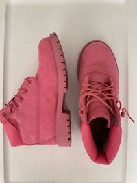 TIMBERLAND BOOTS - Pink