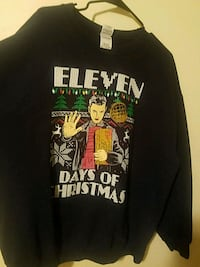 Eleven days of Christmas sweater. Roy, 84067