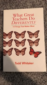 What Great Teachers Do Differently: 14 Things That Matter Most Woodbridge, 07095