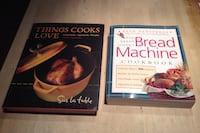 Cookbooks  Calgary, T3E 2S9