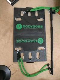 BodyBoss Portable Strength Resistance Trainer Mississauga, L5M 0L2