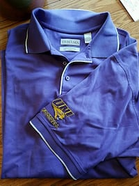New UNI Mens Polo Cedar Falls, 50613