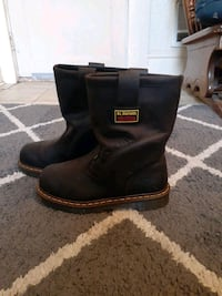 Mens size 8 dr.martin work boots