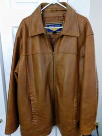 $70 OBO TODAY  ! Leather Jacket $140.00 OBO... Montgomery