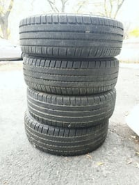 Winter tires 175.70.13 Michelin artic alpin size13 Montreal, H4A