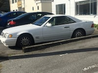 California Imported SL 500 Vancouver