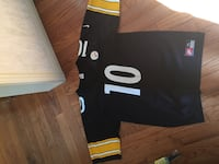 "Older Steelers (Kordell ""Slash"" Stewart) NFL football jersey, men's XL Ajax, L1S 4T7"