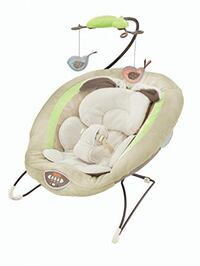 Baby's brown and white fisher-price bouncer Manteca, 95336