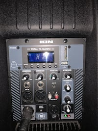 ION BLUETOOTH POWER SPEAKER 400 WATTS RMS Barrie, L4M 4H5