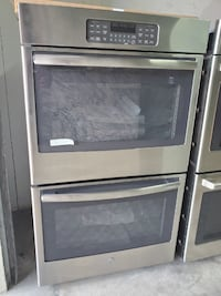 """GE 30"""" Built-in Double Wall Oven Clarksville"""