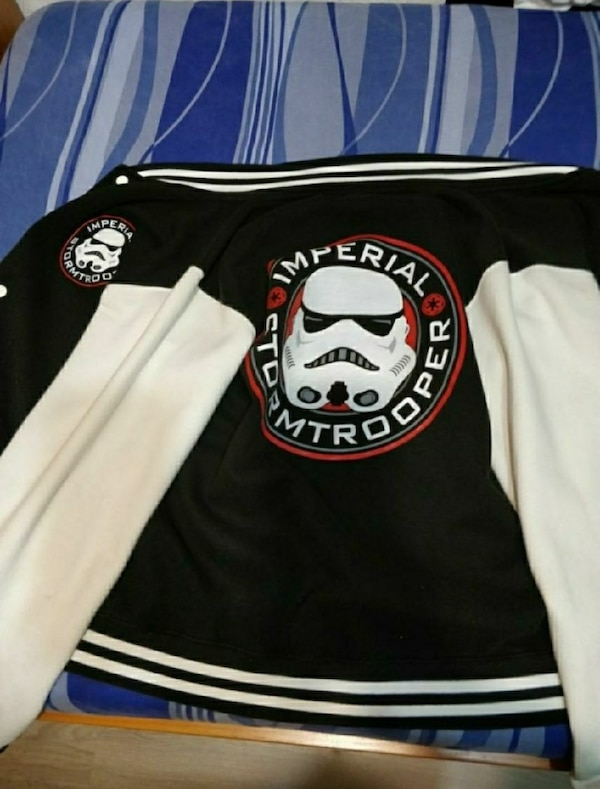 Chaqueta  manga larga Star Wars Stormtrooper