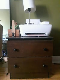 2-Drawer Nightstand Montréal, H4B 1Y8