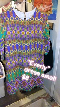purple and green floral textile Rogersville, 35652