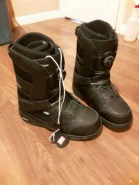 Van's Encore Snow Boots Discovery Bay