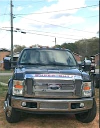 Ford - F-SuperDuty - 2008