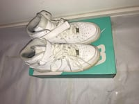 Nike Air Force 1 82 High top trainers size 6 .Good Used Condition Chatham, ME4