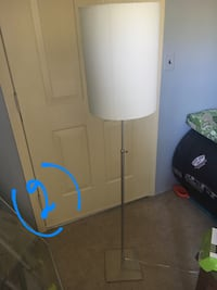 (2) floor lamps Trenton, 08690