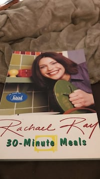 30-minute meals by rachael ray book Edwardsville, 62025