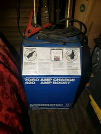 Associated battery charger and amp boost  Providence