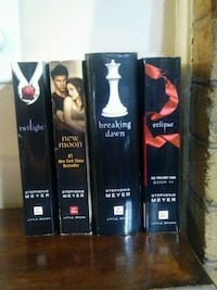 Twilight Saga Books 1-4  Boonsboro, 21713