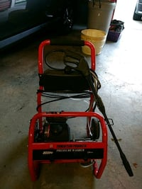 red and black Troy-Bilt pressure washer Vaughan, L4L 8G1