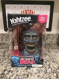 Walking Dead YAHTZEE game