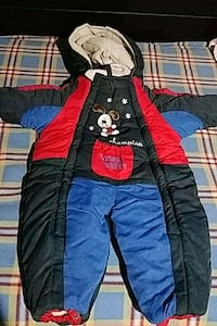 Winter clothes 24mo up 780 km