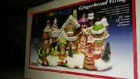 Christmas gingerbread decoration Pompton Plains, 07444