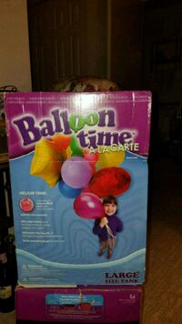 Balloon Time Helium tank Yorktown Heights, 10598