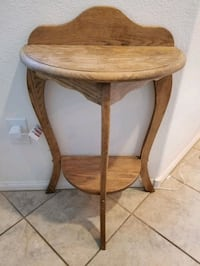 Small decorative wood table  Henderson, 89012