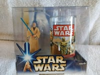 Star Wars Obi-Wan Kenobi Collectible Cup & Action Figure Livermore