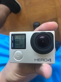 Gopro hero4 with accessories  Falls Church, 22042
