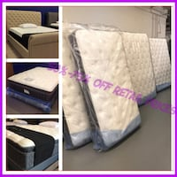 Queen Pillow Top Mattresses King and Full Also $50 Down 924 mi
