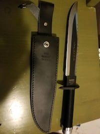 RAMBO First Blood Part 2 signature knife only 5000 made  EDMONTON