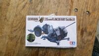 black and gray and black fishing reel box Lutherville-Timonium, 21093