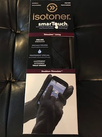 "BRAND NEW WOMEN'S ""ISOTONER"" SMARTOUCH GLOVES 546 km"