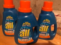 3 All detergents Silver Spring, 20905