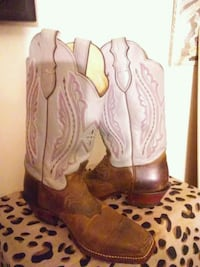 Ladies boots size 7 1/2 Woodlawn, 21244