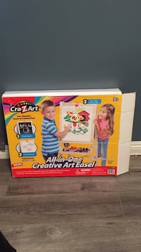 Craz Art all in one Creative art easel box Rosemead, 91770