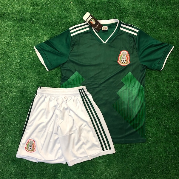 f2218c8be Used Mexico Jersey and shorts soccer uniform for sale in Santa Rosa ...