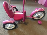 toddler's pink and purple trike Grove City, 43123