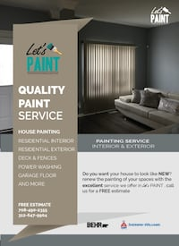 Interior painting Oak Forest