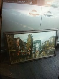 Signed original oil painting by Oliveri Fort Myers, 33908