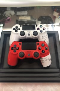 Ps4 controllers($40 each) is