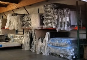 Selling Off Mattresses at 40-70% Off This Week