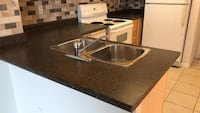 Counter top 2 pieces for sale  Toronto, M2N 4S7