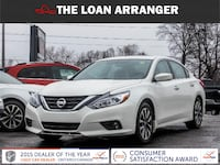 2017 nissan altima with 33,364km and 100% approved financing Oshawa