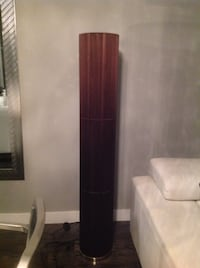 brown and black floor lamp Toronto, M5V 2M9