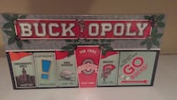 Buckopoly. Ohio State Monopoly Game Oakville, L6H 6T1